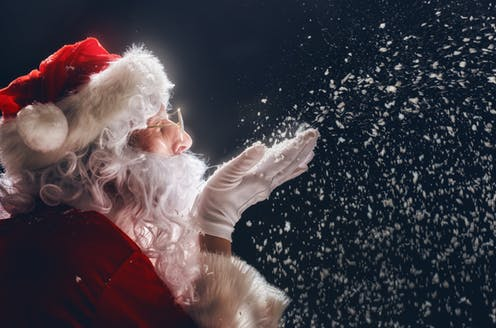 The magic of Santa, Jesus, and 5-year-olds